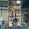 Formation échafaudage réception et maintenance conventionné par la CARSAT sous le N° 07BEch13010