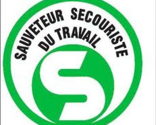 SST SAUVETEUR SECOURISTE DU TRAVAIL
