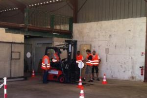 Formation Chariot élévateur - Caces Cariste Auto Moteur